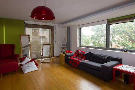 Safe place, relax and enjoy Athens - Marousi - Loft