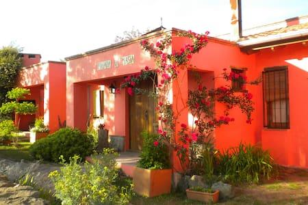 POSADA LA MASÍA. LOS REARTES. Valle de Calamuchita - Córdoba - Bed & Breakfast