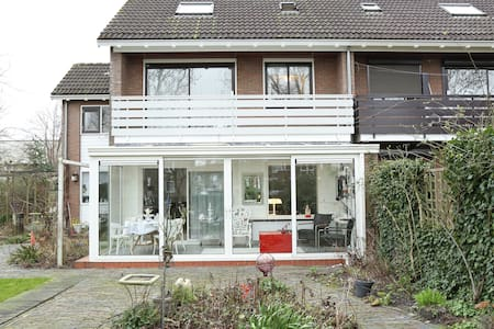 B&B with 2 private  rooms near Amsterdam - Bed & Breakfast