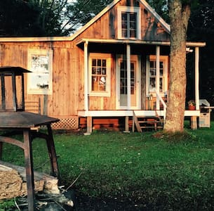 Yogi Lake Cabin Retreat w/ Massage - Mont-Tremblant - Chalet