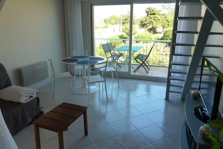 Appartement cosy proche Pontaillac