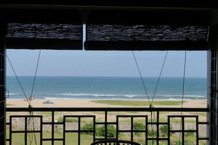 Beachfront Condo in Chennai, India