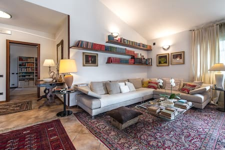 LAGO Villa Luisa Val Cavallina - Bianzano