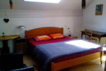 Double Room & Breakfast, St-Cergue - Saint-Cergue