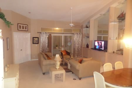 Large 2BR Villa with Golf View - Villa