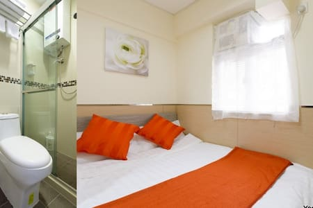 Clean privateroom 1 min from TSTMTR