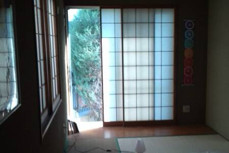 Staying in Japanese Style Room