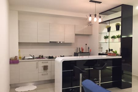 Christine's Apartment @ Johor Bahru - Apartment