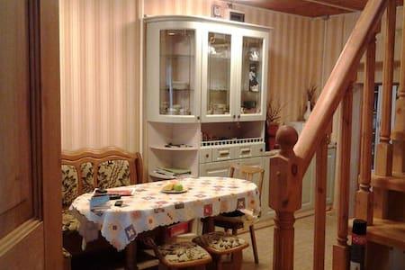 Две комнаты в загородном коттедже - деревня Рапполово/Всеволожский район - Huis