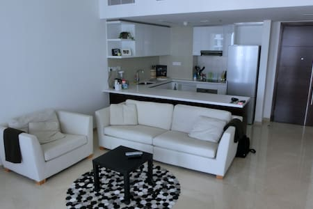 Rihan Heights in Zayed Sport City - Abu Dhabi - Apartment