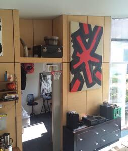 Modern student apartment