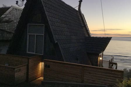 Oceanside A-Frame (Unit A) - House