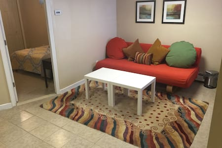 2 BR apt to NYC - North Bergen - Apartment