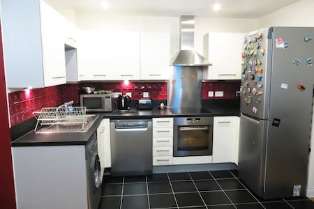 Modern apartment close to station - Royal Tunbridge Wells - Apartment