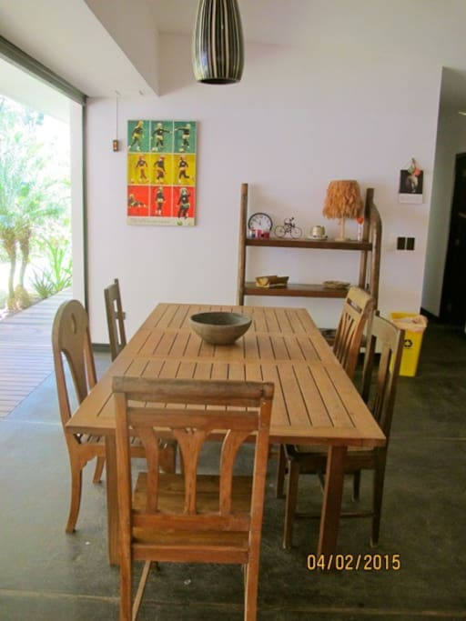 2BR Charming house 200m from beach!