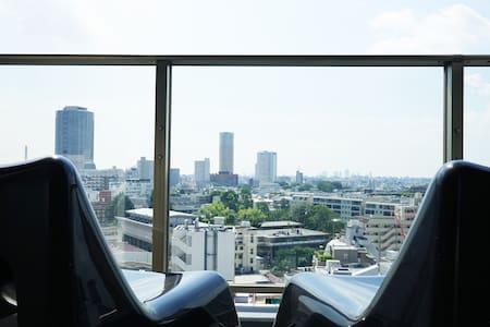 Contemporary Design Room Shibuya_#1 - Daire
