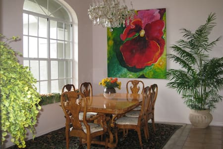 One Bedroom in Designer  Horse Farm Near Disney - Sorrento - Maison