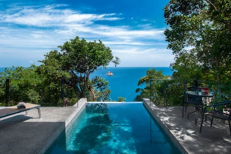 Villa Sea View with swimming pool