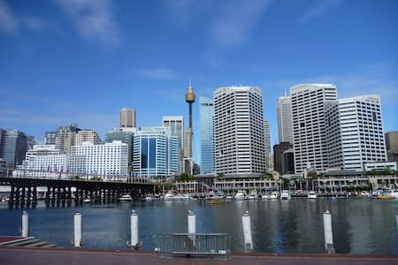 Private room near Darling Harbour!