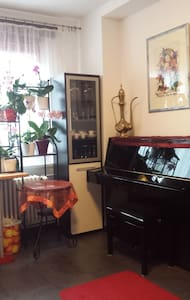 Cosy room near Airport Tegel - Berlino - Appartamento