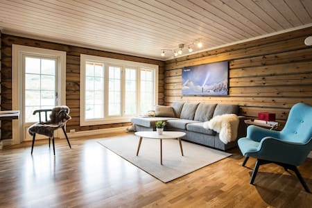 Beautifull mountain lodge,Regndalen - Straumgjerde - Cabin