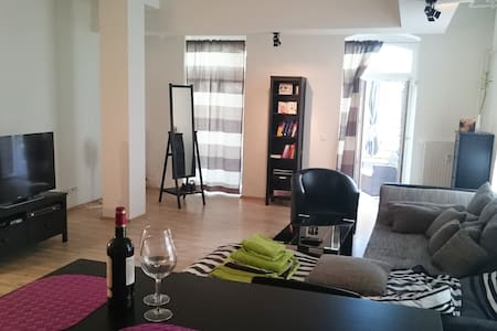 Central Appartement loftstyle - Dresden