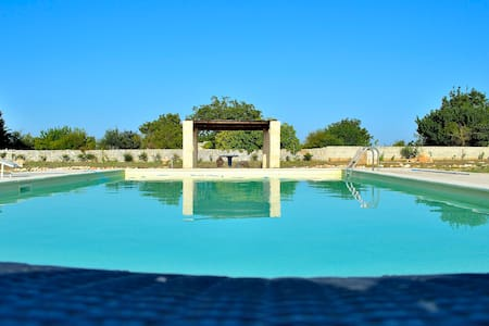 ANCIENT HUNTING LODGE WITH POOL _3 MILES SEASIDE - Villa