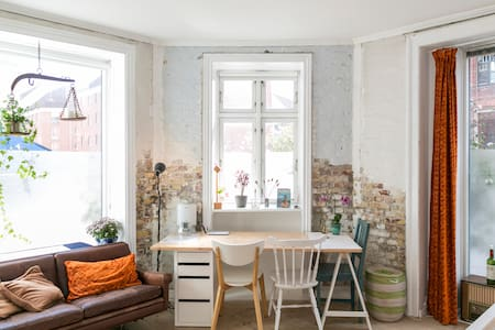 Cosy one-bed flat in Nørrebro