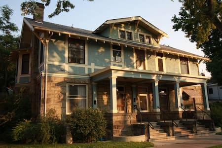 Downtown Historic Miltner House #6 - Boise - Apartment