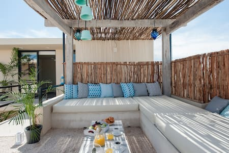 Amazing Design hotel room in Playa