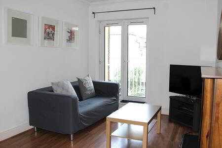 2-Bed Apartment Dublin City Centre
