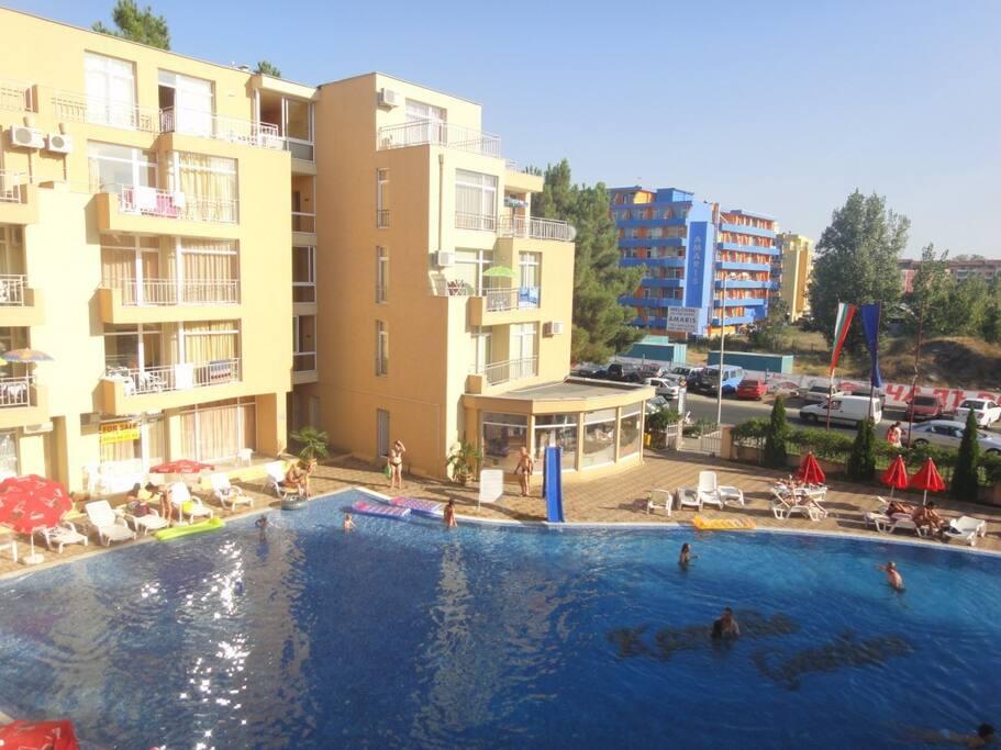 Sunny Beach, Bulgaria - Apartament