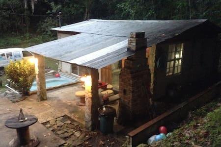 The Log Cabin - Utuado
