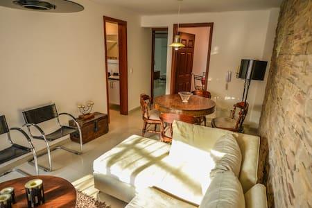 Exclusivo apartaestudio con Terraza - Apartamento