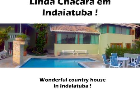 Linda Chácara (Quarto C) - Dom