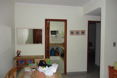 Apto Santos - 100 metros da Praia - - Wohnung