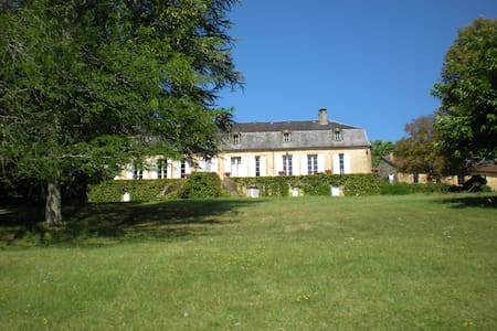 Beautiful houses with swimming pool - les eyzies de tayac