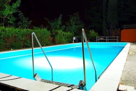 Casa Schatz - Lago di Cavedine - Maison
