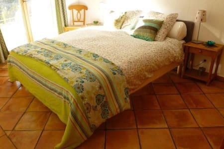 REZ DE JARDIN CHALET Calme/Verdure - Apartment