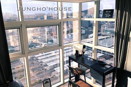 Jungho's house,正镐的家