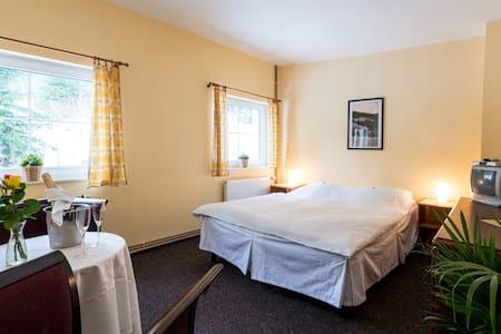Dvoulůžkový pokoj - Stachy - Bed & Breakfast
