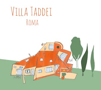 Villa Taddei - near and away - Ardea - Hus