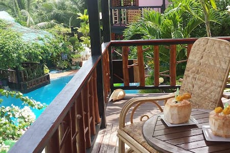 Islandview Holiday Villas Panglao, Garden view - Vila