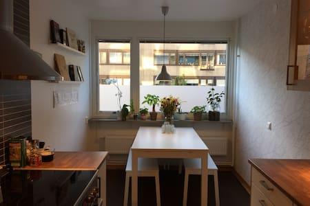 Bright, modern room in central Gothenburg - Gothenburg