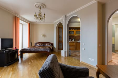 Уютная комфортная квартира - Appartement