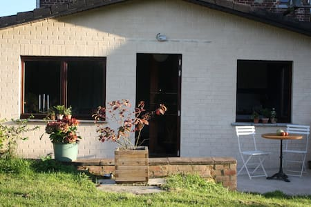 Charming chalet 30' from Brussels - Chaumont-Gistoux - Chalet