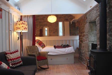 Newly renovated single storey barn - Rumah