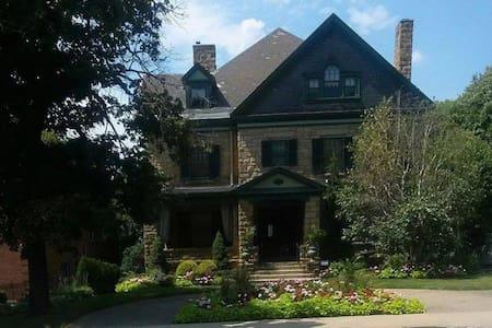 Wonderful Historic Home Shadyside