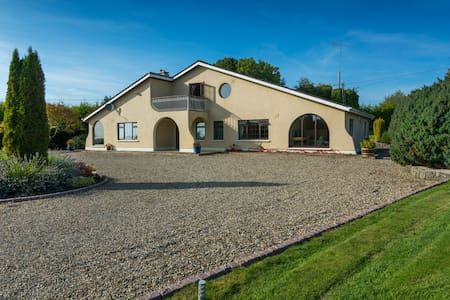 Beautiful family home in Glasson