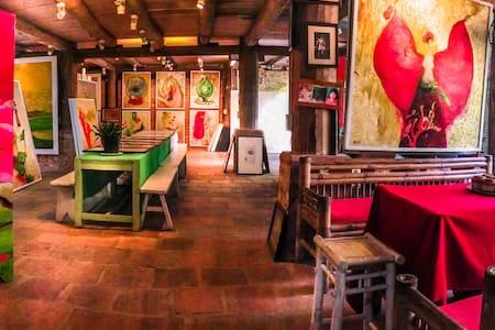 Arts House Garden Unit B&B in Hanoi